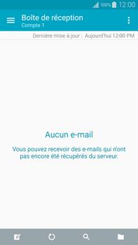 Samsung Galaxy Note 4 - E-mails - Ajouter ou modifier votre compte Outlook - Étape 4