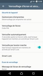 Sony Xperia XZ (F8331) - Sécuriser votre mobile - Activer le code de verrouillage - Étape 13