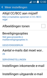 Samsung Galaxy Xcover 3 (SM-G388F) - E-mail - Instellingen KPNMail controleren - Stap 12