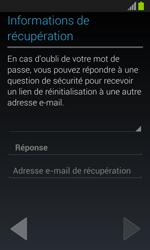 Samsung Galaxy S3 Mini - Premiers pas - Créer un compte - Étape 20