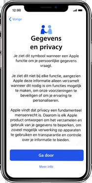 Apple iphone-xs-max-met-ios-13-model-a1921 - Instellingen aanpassen - Hoe gebruik ik de Automatisch inloggen-optie - Stap 10