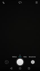 Huawei P8 Lite - Funciones básicas - Uso de la camára - Paso 4
