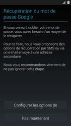 Samsung Galaxy S5 - Premiers pas - Créer un compte - Étape 16