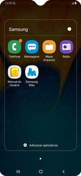 Samsung Galaxy A20 - Chamadas - Como bloquear chamadas de um número específico - Etapa 4