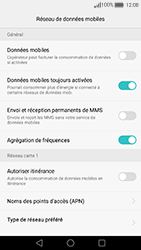 Huawei Nova - Internet - Désactiver les données mobiles - Étape 7
