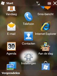 HTC T3333 Touch II - Internet - Handmatig instellen - Stap 3