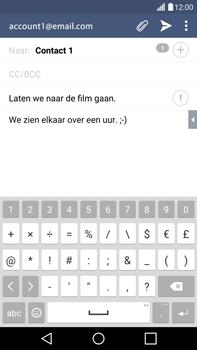 LG H815 G4 - E-mail - hoe te versturen - Stap 10