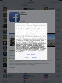 Apple iPad Pro 12.9 (1st gen) - iOS 9 - Applications - Télécharger des applications - Étape 9