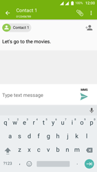 Wiko Lenny 3 - MMS - Sending pictures - Step 11