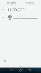 Huawei Ascend G7 - MMS - configuration automatique - Étape 6