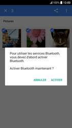 HTC 10 - Photos, vidéos, musique - Envoyer une photo via Bluetooth - Étape 10