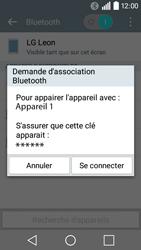 LG H320 Leon 3G - Bluetooth - connexion Bluetooth - Étape 10