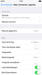 Apple iPhone 6 iOS 9 - E-mail - Handmatig instellen (outlook) - Stap 9