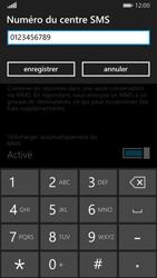 Nokia Lumia 830 - SMS - Configuration manuelle - Étape 7