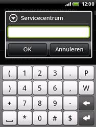 HTC A3333 Wildfire - SMS - handmatig instellen - Stap 7