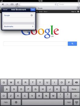 Apple The New iPad - Internet - Internet browsing - Step 6