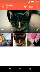 HTC Desire 510 - Photos, vidéos, musique - Envoyer une photo via Bluetooth - Étape 5