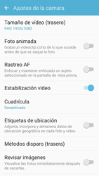 Samsung Galaxy S7 - Funciones básicas - Uso de la camára - Paso 10