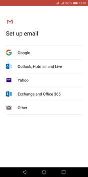 Huawei Mate 10 Pro - Email - 032a. Email wizard - Gmail - Step 7