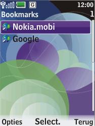 Nokia 7610 supernova - Internet - hoe te internetten - Stap 8