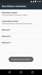 Android One GM5 - Bellen - in het buitenland - Stap 11
