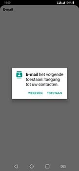 LG g7-fit-dual-sim-lm-q850emw - E-mail - Account instellen (POP3 zonder SMTP-verificatie) - Stap 22