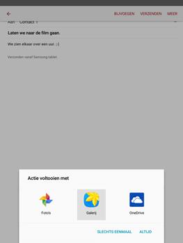 Samsung Galaxy Tab S2 9.7 (T815) - E-mail - E-mail versturen - Stap 14