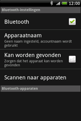 HTC A6262 Hero - Bluetooth - headset, carkit verbinding - Stap 6
