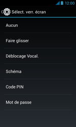 Bouygues Telecom Bs 402 - Sécuriser votre mobile - Activer le code de verrouillage - Étape 6