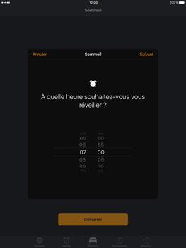 Apple iPad Pro 9.7 - iOS 10 - iOS features - Coucher - Étape 5