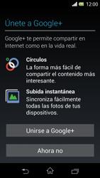 Sony Xperia L - Aplicaciones - Tienda de aplicaciones - Paso 17