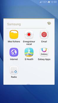 Samsung Samsung Galaxy J7 (2016) - E-mails - Ajouter ou modifier votre compte Outlook - Étape 4