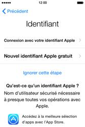 Apple iPhone 4S (iOS 8) - Premiers pas - Créer un compte - Étape 13