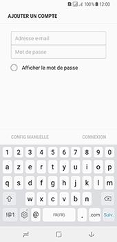 Samsung Galaxy A8 (2018) - E-mail - Configurer l