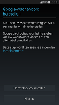 Samsung Galaxy Note 4 4G (SM-N910F) - Applicaties - Account aanmaken - Stap 12