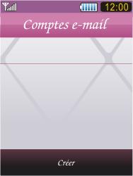 Samsung S7070 Diva - E-mail - Configuration manuelle - Étape 7