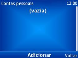 Nokia X2-01 - Internet - Como configurar seu celular para navegar através de Vivo Internet - Etapa 6