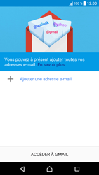Sony Xperia XZ (F8331) - E-mail - Configuration manuelle (gmail) - Étape 6