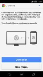 Sony Xperia T3 - Internet - Navigation sur internet - Étape 4