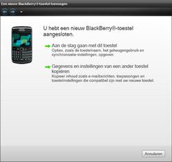 BlackBerry 9780 Bold - Software - installeer firmware update - Stap 15