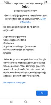 Samsung galaxy-s8-sm-g950f-android-pie - Instellingen aanpassen - Back-up maken in je account - Stap 10