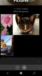Microsoft Lumia 950 - MMS - Afbeeldingen verzenden - Stap 12