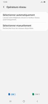 Samsung Galaxy A50 - Réseau - utilisation à l'étranger - Étape 11