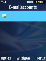 Samsung B2710 Xcover 271 - E-mail - Handmatig instellen - Stap 18