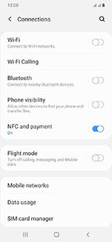 Samsung Galaxy A20e - Internet - Manual configuration - Step 7
