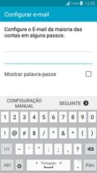 Samsung Galaxy Grand Prime - Email - Configurar a conta de Email -  7