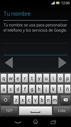 Sony Xperia L - Aplicaciones - Tienda de aplicaciones - Paso 7