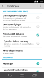 Huawei Ascend P6 LTE - MMS - probleem met ontvangen - Stap 7
