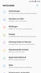 Samsung Galaxy Xcover 4 (SM-G390F) - Internet - Uitzetten - Stap 4