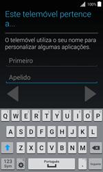 Samsung Galaxy J1 - Primeiros passos - Como ligar o telemóvel pela primeira vez -  14